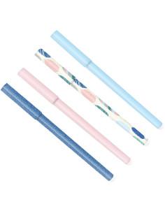 Pack 4 bolígrafos Hearts Carpe Diem