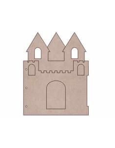 Álbum madera castillo Dayka
