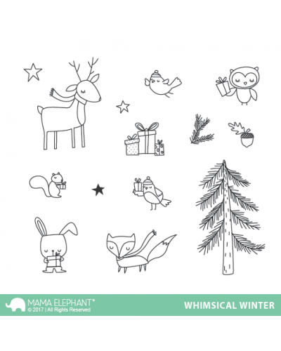 Whimsical Winter