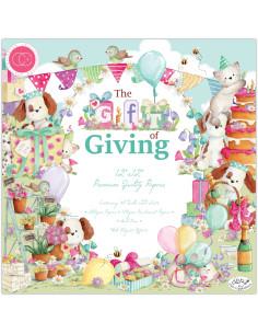 Bloc papel The gift of giving de CC