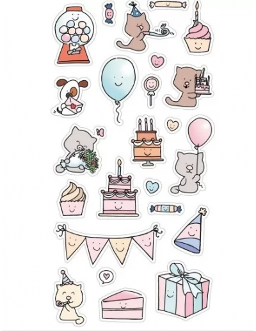 Puffies So Cute Celebration de Artemio