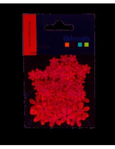Flores de papel de Artemio