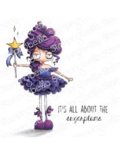 Sello Stampingbella Oddball sugar plum fairy