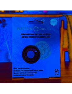 Espuma adhesiva Button Press