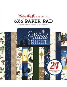 Pad 6x6 Silent Night de Echo Park