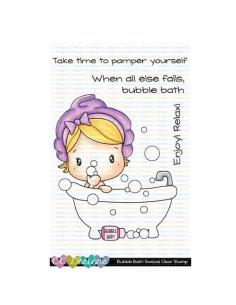 C.C. Designs sello Bubble Bath Swissie