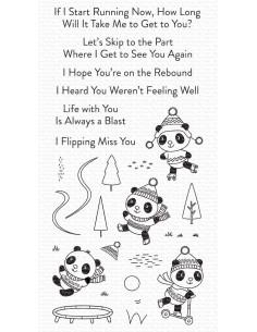 Sello Pandas at play de MFT