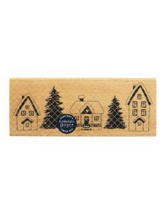 Sello madera Maisonnettes de Florilèges