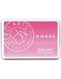 Tinta Hero Arts ombré Pink to Red