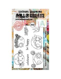 Sello Head Starts de Aall&Create
