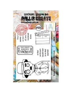 Sello Charlie de Aall&Create