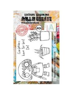 Sello The Gardener de Aall&Create