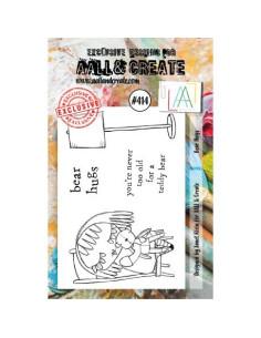 Sello Bear Hugs de Aall&Create