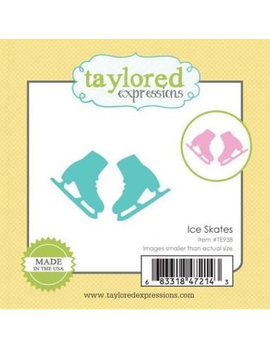 Troquel Ice Skates de Taylored expressions