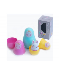 Matrioska Bo Bunny multicolor
