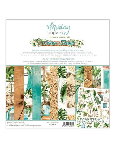 kit Urban Jungle de Mintay