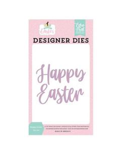 Troquel Happy Easter de Echo Park