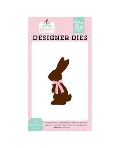 Troquel Tasty Chocolate Bunny de Echo Park