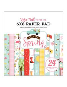Kit 15x15 Welcome Spring de Echo Park
