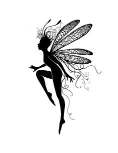 sello Fairy de lavinia stamps
