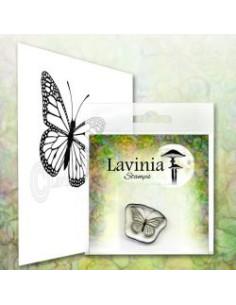sello Mini Flutter de lavinia stamps