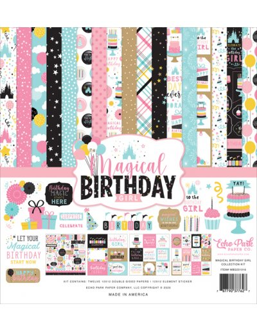 kit Magical Birthday girl de Echo Park