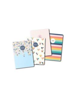 Set cuadernos de Carpe Diem