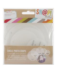 Photo crops circle de Simple Stories