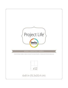 Fundas 6x8 diseño 3 de Proyect Life