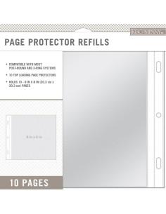 Recambio protectores de página de K&company