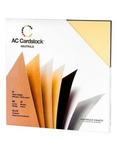 Pad12 AC Cardstock Neutrals