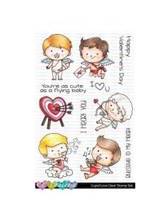 Sello Cupid Love de CC Desings