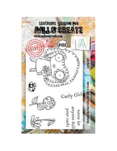 Sello Marilyn de Aall&Create
