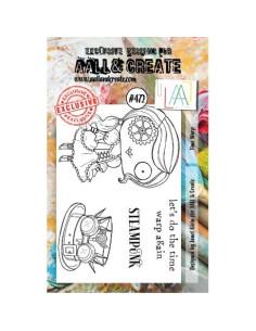 Sello Time Warp de Aall&Create
