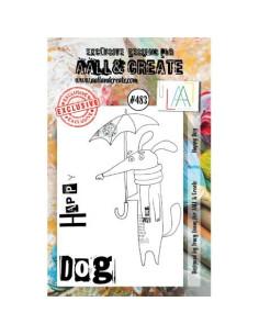 Sello Stan&Ollie de Aall&Create
