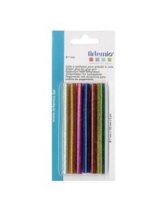 Barras de silicona colores de Artemio