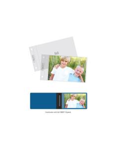 Flipbook 2 bolsillo 4x6''