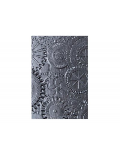 Placa de emboss Texture Fades de Tim Holtz