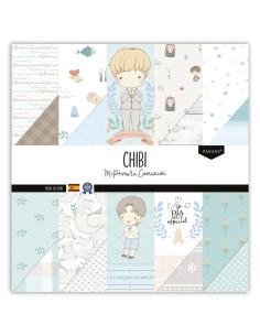 Kit Chibi Mi primera comunión niño