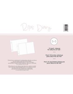 Fundas 4x6'' RitasDiary popurrí