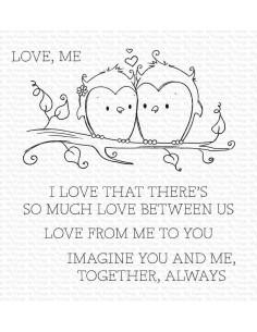 Sello You and Me Together de MFT