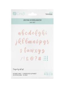 Troquel Alfabeto Maly de Dp Craft