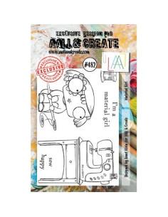 Sello Lil Love de AALL&Create