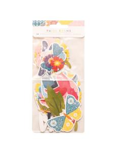 Troquelados Floral Wonders de Paige Evans