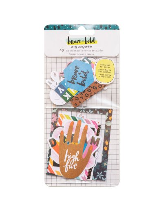 Marcadores magnéticos Brave + Bold de Amy Tangerine