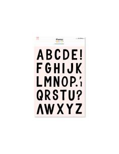 Sello Alfabeto Mix L de Lora Bailora