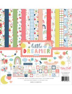 Kit 12 Little Dreamer Girl de Echo Park