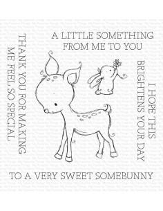 Sello A Very Sweet Somebunny de MFT