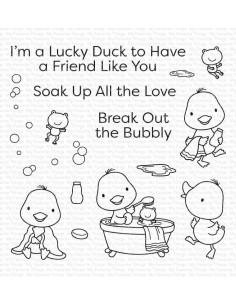 Sello Lucky Duck de MFT