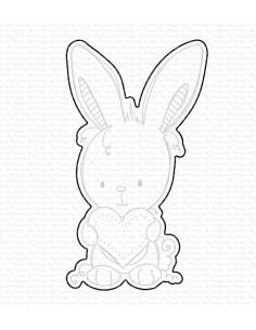 Troquel Wish You Were Hare de MFT